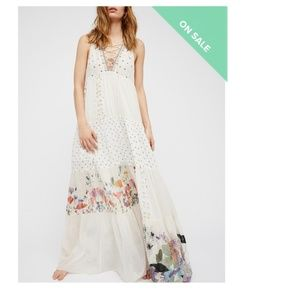 Free People Long Dress - FP One SMALL